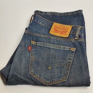 Men's Levi's 559 Jeans Like New 34 x 34